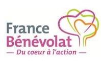 Logo de l'association France Bénévolat
